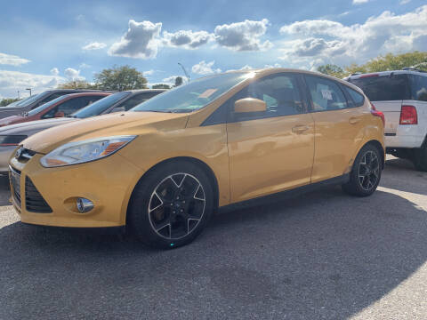 2012 Ford Focus for sale at Sonny Gerber Auto Sales 4519 Cuming St. in Omaha NE