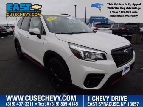 2020 Subaru Forester for sale at East Syracuse Performance Sales & Service in Syracuse NY