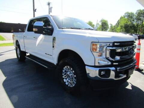 2020 Ford F-250 Super Duty for sale at Specialty Car Company in North Wilkesboro NC