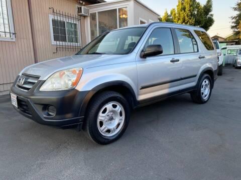 2006 Honda CR-V for sale at Ronnie Motors LLC in San Jose CA