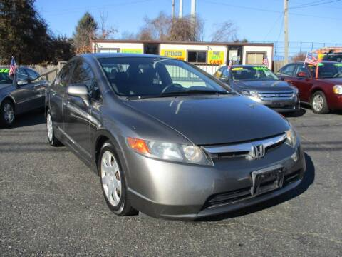 2008 Honda Civic for sale at Unlimited Auto Sales Inc. in Mount Sinai NY