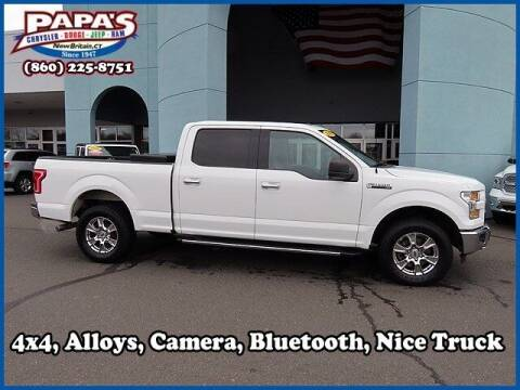 2016 Ford F-150 for sale at Papas Chrysler Dodge Jeep Ram in New Britain CT