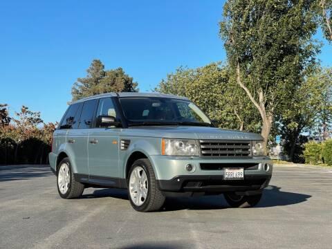 2006 Land Rover Range Rover Sport for sale at Pro Auto Showroom in Santa Clara CA