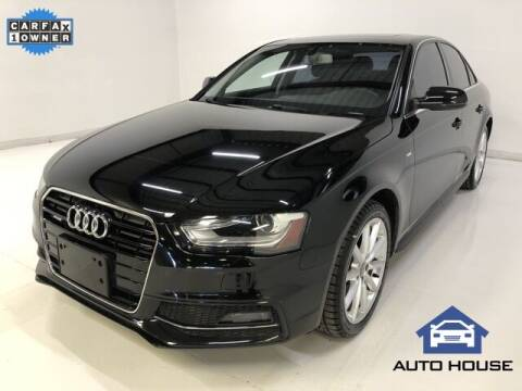 2016 Audi A4 for sale at Auto House Phoenix in Peoria AZ