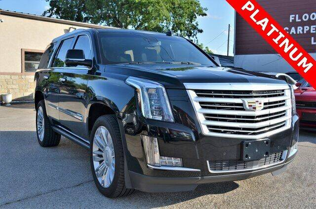 2016 Cadillac Escalade for sale at LAKESIDE MOTORS, INC. in Sachse TX