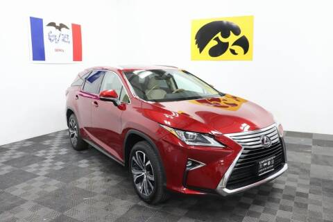2018 Lexus RX 350L for sale at Carousel Auto Group in Iowa City IA