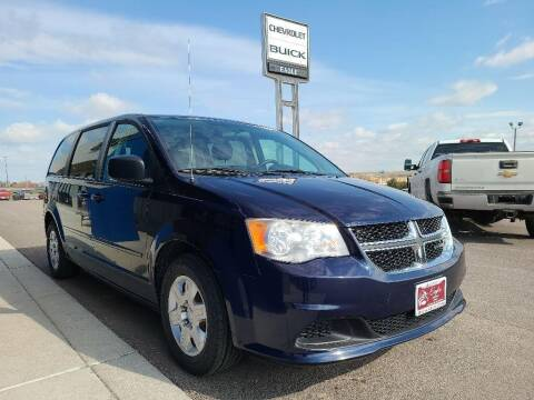 2012 Dodge Grand Caravan for sale at Tommy's Car Lot in Chadron NE