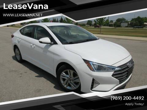 2020 Hyundai Elantra for sale at LeaseVana in Saginaw MI