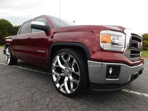 2014 GMC Sierra 1500 for sale at Used Cars For Sale in Kernersville NC