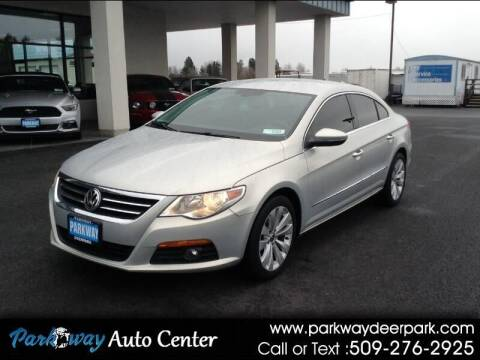 2010 Volkswagen CC for sale at PARKWAY AUTO CENTER AND RV in Deer Park WA