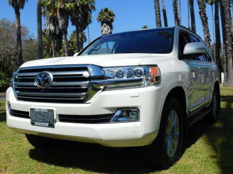 2016 Toyota Land Cruiser for sale at Milpas Motors in Santa Barbara CA