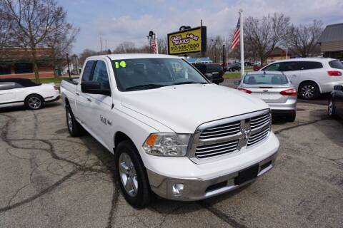 2014 RAM Ram Pickup 1500 for sale at Cars Trucks & More in Howell MI