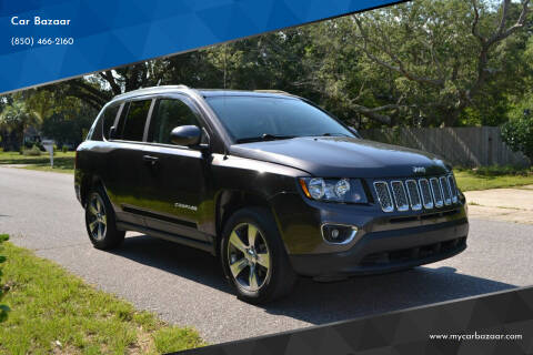 2016 Jeep Compass for sale at Car Bazaar in Pensacola FL