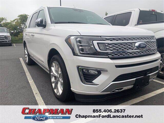 2019 Ford Expedition for sale at CHAPMAN FORD LANCASTER in East Petersburg PA