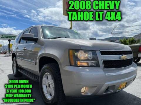 2008 Chevrolet Tahoe for sale at D&D Auto Sales, LLC in Rowley MA