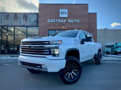 2020 Chevrolet Silverado 3500HD for sale at Dastrup Auto in Lindon UT