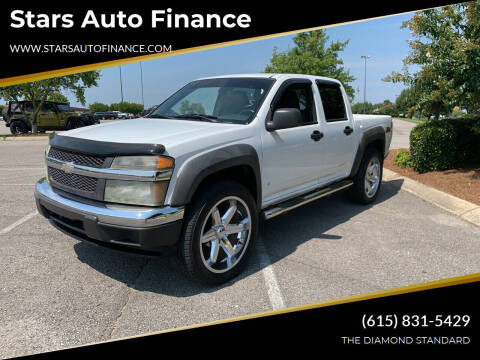 2006 Chevrolet Colorado for sale at Stars Auto Finance in Nashville TN