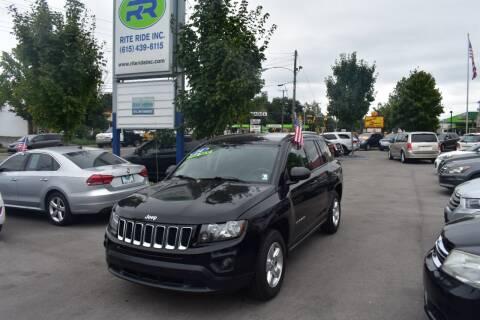 2014 Jeep Compass for sale at Rite Ride Inc in Murfreesboro TN