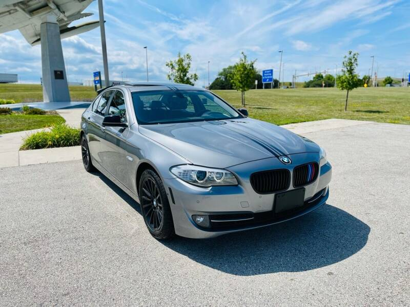 2013 BMW 5 Series for sale at Airport Motors in Saint Francis WI
