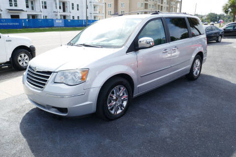 2008 Chrysler Town and Country for sale at J Linn Motors in Clearwater FL