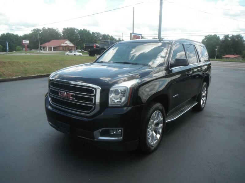 2015 GMC Yukon for sale at Morelock Motors INC in Maryville TN