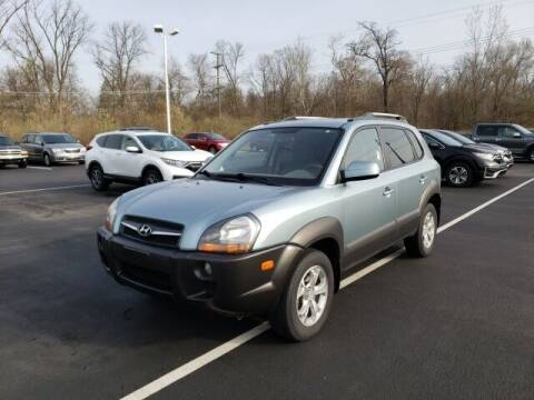 2009 Hyundai Tucson for sale at White's Honda Toyota of Lima in Lima OH