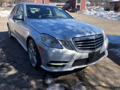 2012 Mercedes-Benz E-Class for sale at Welcome Motors LLC in Haverhill MA