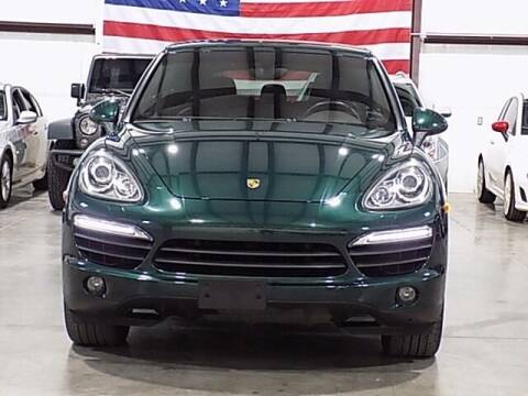 2011 Porsche Cayenne for sale at Texas Motor Sport in Houston TX