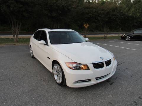 2007 BMW 3 Series for sale at Pristine Auto Sales in Monroe NC
