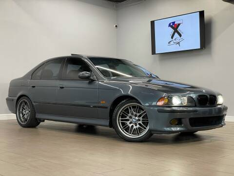 2000 BMW M5 for sale at TX Auto Group in Houston TX