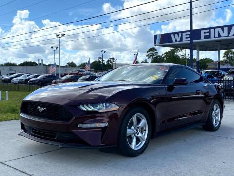 2018 Ford Mustang for sale at Orlando Auto Connect in Orlando FL