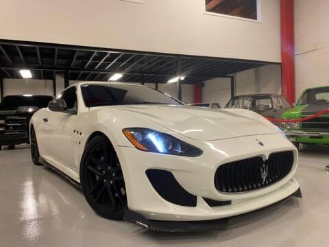 2013 Maserati GranTurismo for sale at Celebrity Motors in Newark NJ