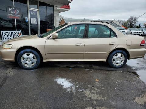 2002 Honda Accord for sale at Savior Auto in Independence MO
