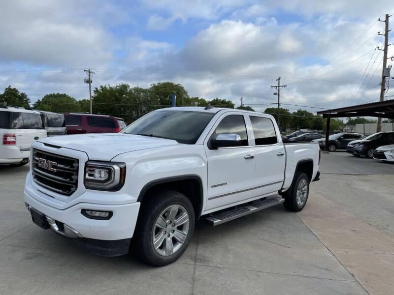 2018 GMC Sierra 1500 for sale at Kansas Auto Sales in Wichita KS