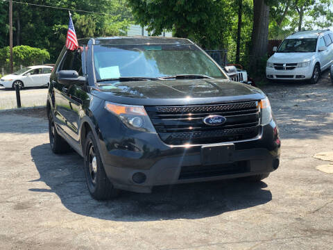 2014 Ford Explorer for sale at TEAM AUTO SALES in Atlanta GA