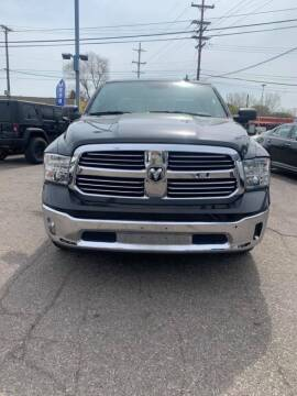 2018 RAM Ram Pickup 1500 for sale at R&R Car Company in Mount Clemens MI