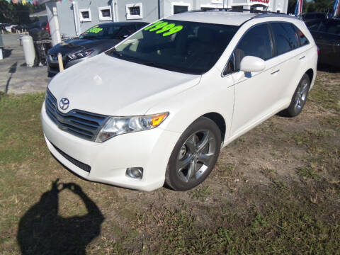 2009 Toyota Venza for sale at ORANGE PARK AUTO in Jacksonville FL