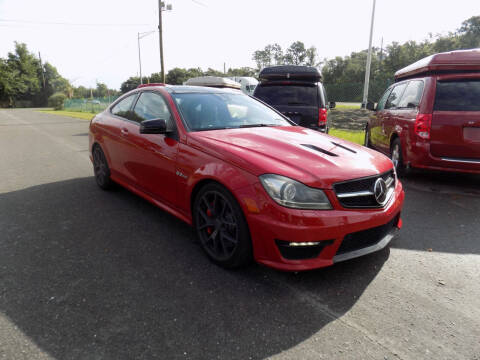 2014 Mercedes-Benz C-Class for sale at SPECIALTY AUTO BROKERS, INC in Miami FL