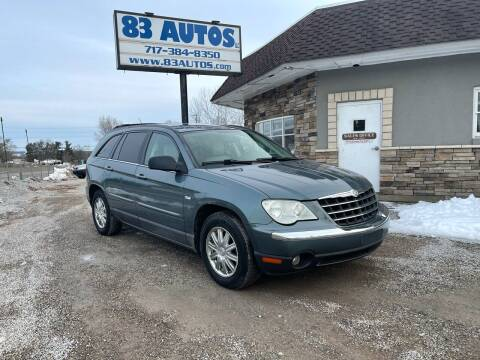 2007 Chrysler Pacifica for sale at 83 Autos in York PA