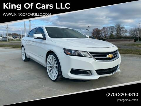 2014 Chevrolet Impala for sale at King of Cars LLC in Bowling Green KY