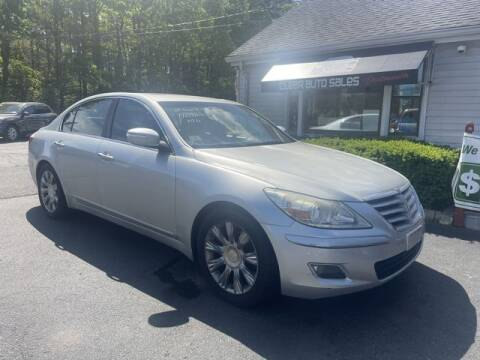 2009 Hyundai Genesis for sale at Clear Auto Sales in Dartmouth MA