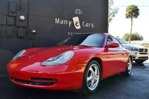 2000 Porsche 911 for sale at ManyEcars.com in Mount Dora FL