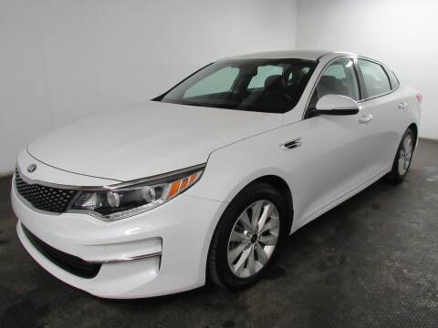 2016 Kia Optima for sale at Automotive Connection in Fairfield OH