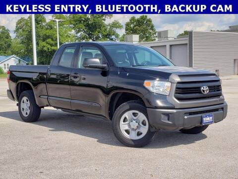 2016 Toyota Tundra for sale at Stanley Ford Gilmer in Gilmer TX