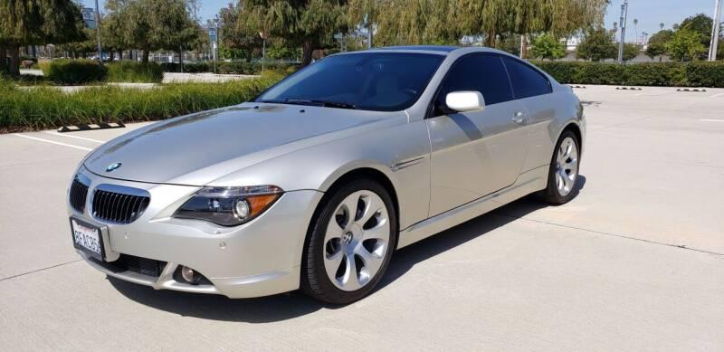 2007 BMW 6 Series for sale at International Motors in San Pedro CA