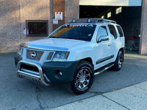2010 Nissan Xterra for sale at JMAC IMPORT AND EXPORT STORAGE WAREHOUSE in Bloomfield NJ