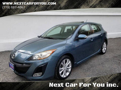 2010 Mazda MAZDA3 for sale at Next Car For You inc. in Brooklyn NY