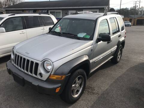 2006 Jeep Liberty for sale at RACEN AUTO SALES LLC in Buckhannon WV