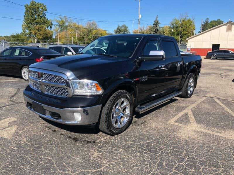 2016 RAM Ram Pickup 1500 for sale at Dean's Auto Sales in Flint MI