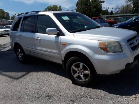 2007 Honda Pilot for sale at BBC Motors INC in Fenton MO